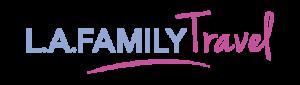 LA Family Travel Logo