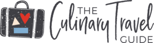 The Culinary Travel Guie Logo