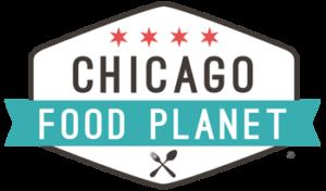 chicago food planet logo